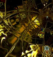 Molten Electric Gold by worksteady