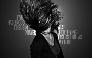 Free As Hair by Anton101