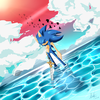 SIR SONIC by SonadowRoxmyWorld