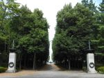 Pankow soviet memorial gate by Sepdet