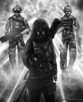 Battlefield 3 Fanart by Kaiser-jiM