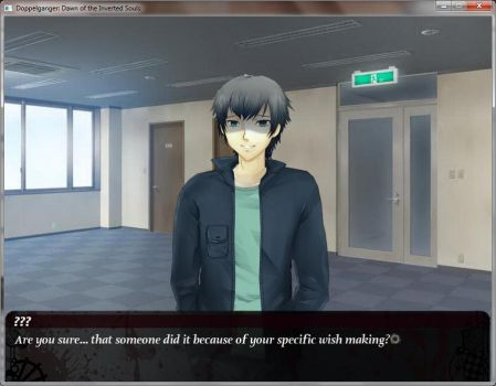 Official Sprite -- Anonymous by Memento-Mori-VNs