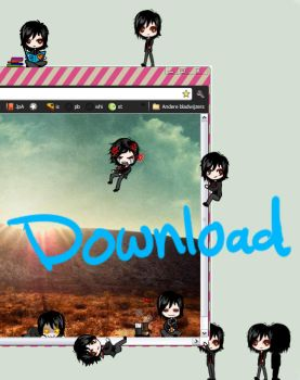 Gerard Desktop Buddy -download by Floorsucker