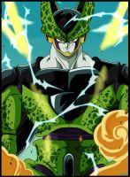 Perfect Cell by ProjectsAlex