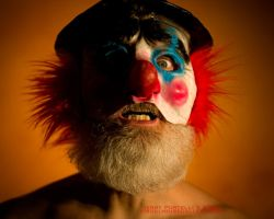 CLASSICAL CLOWN CHAP by justnartist