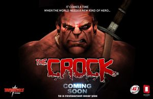 The CROCK - Movie Poster by Katase6626