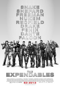The Expendables: Video Game Unit by VernonVillanueva