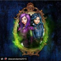 Descendants Movie Review! by FunZoneGallery12