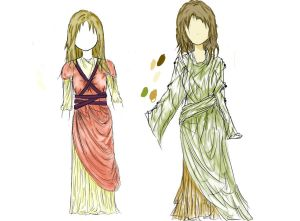 Mythology Project: Sisters