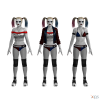 Harley Quinn (Suicide Squad Movie) - My Version by Postmortacum
