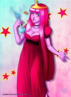 Princess Bubblegum by DiesIrae91