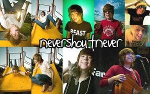 nevershoutnever wallpaper by othskifan