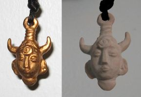 dean's amulet by cpss