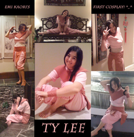 Ty Lee Cosplay by XxEmiHasArrivedxX