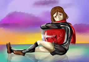 Ayano's Happiness Theory by CeloTheImpossible