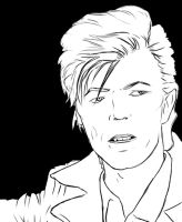 David Bowie - Turn Animation Frame 1 by Triever