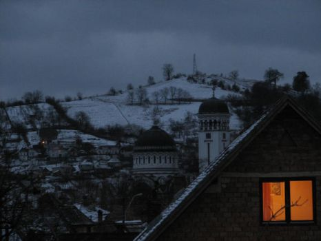 Sighisoara by maria-witchy