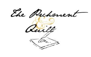 Parchment and Quill Logo 2 by XenatheConqueror