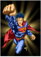The one and only SUPERMAN. by Highlander0423