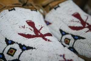 Indian shoes by Salvarum