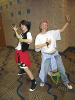 Bill and Ted by Verlerious