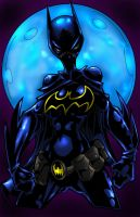 BATGIRL Final by rantz