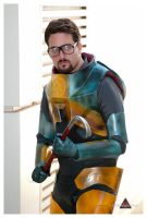 Gordon Freeman - 06 - by Outlanders