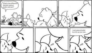 Perverted Pooh by MarcusMcCloud100