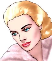 grace kelly by Dennis80