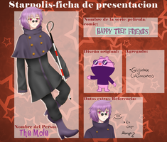 Ficha Starpolis: The Mole by DaniHoshi