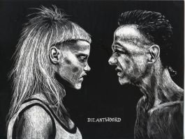 Die Antwoord by SomethingToCryAbout