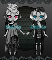 ADOPTABLES MINI SET 1 (OPEN) by ChiCaGos