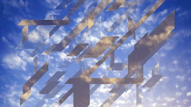 Peace#Fragmented Sky by Errex