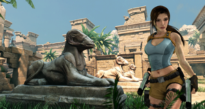 Tomb Raider: Forgotten Glory 01 by ReD8ull