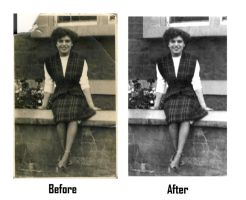 Photo restoration 11/06/12 by l15ard