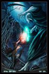 Harry Potter Vs Voldemort by diabolumberto