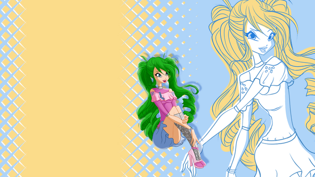 Fauna from World of Winx by StellaVysotsky