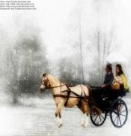 Christmas Photomanipulation by Stock-Please