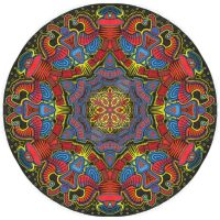 Mandala 11, Colour v1.0 by Mandala-Jim