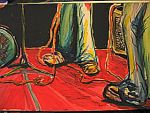the band's feet by sarahv