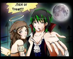 CE- trick or treat by Danny-chama