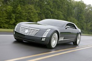 Cadillac Sixteen Concept by TheCarloos