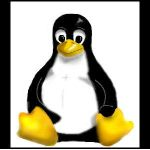 Tux the Linux Penguin by Amaranthia