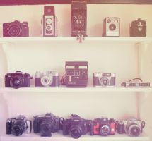 Cameras by Emma-Hope