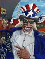 uncle sam and the sell off by carlmann