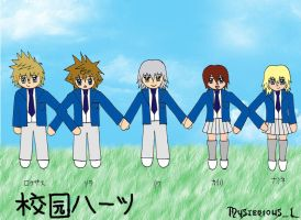 Gakuen Hearts :D by Mysterious-L