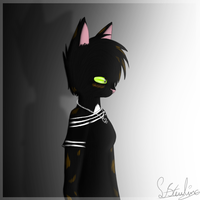 The minute I walk through the door.. by Sisa611