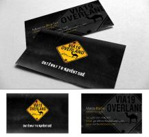 Business Cards II by VoidGFX