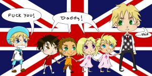 Hetalia- DADDY by rosey-so-silly
