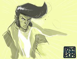 Raimundo Sketch by chriscopeland